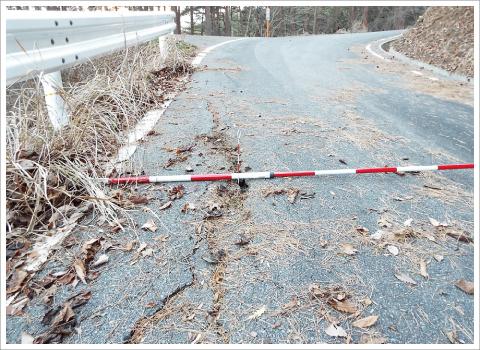 道路災害 調査